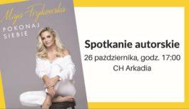 """""""Pokonaj siebie"""" – autobiografia Mai Frykowskiej"""