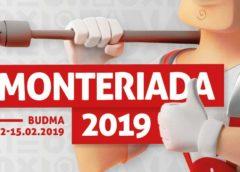 MONTERIADA 2019 już w lutym