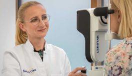 Optometrysta potrzebny przy doborze korekcji wad wzroku