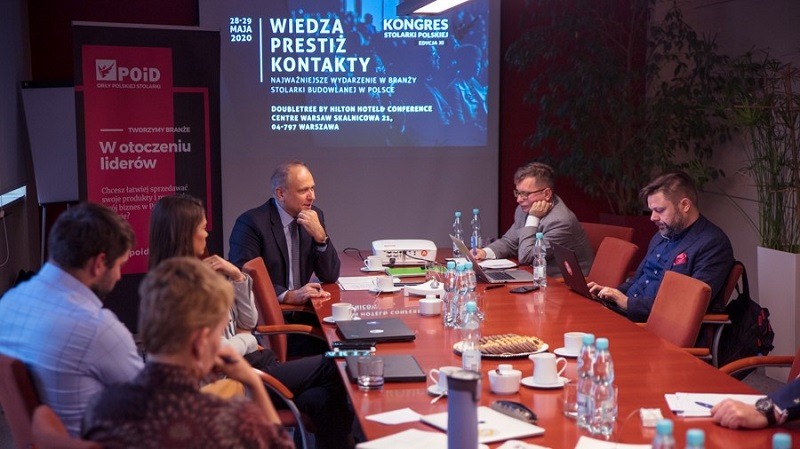 Odbyło się pierwsze spotkanie Rady Programowej XI Kongresu Stolarki Polskiej