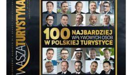 100 najbardziej wpływowych osób w polskiej turystyce