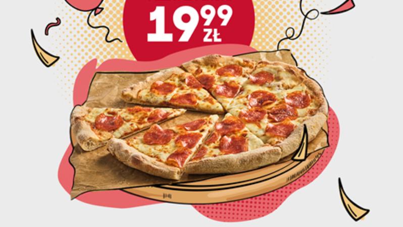 W niedzielę Światowy Dzień Pizzy Pepperoni