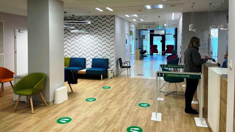 Nowe Centrum Medyczne Lux Med w Katowicach