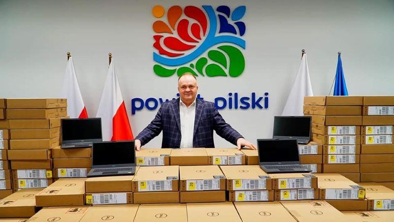 Dobry rok Powiatu Pilskiego
