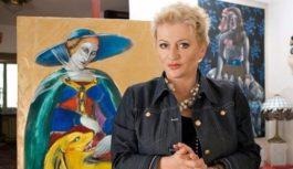 Hanna Bakuła otworzyła galerię sztuki