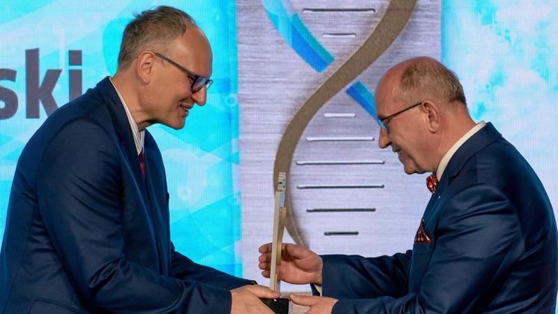 Prof. Henryk Skarżyński w gronie Wizjonerów Zdrowia