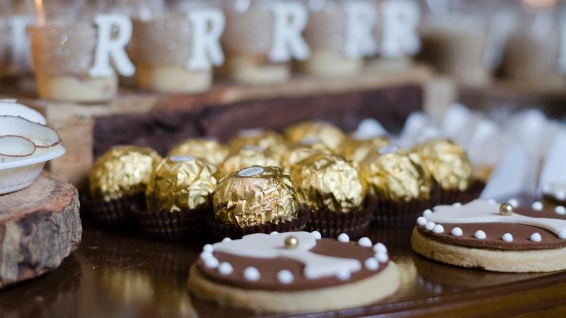 Burton's Biscuit w objęciach Ferrero